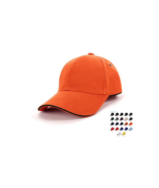 Pro0moti9onal Caps with Embroidery