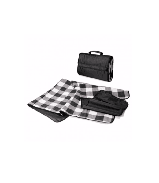 Check Promotional Picnic Blanket
