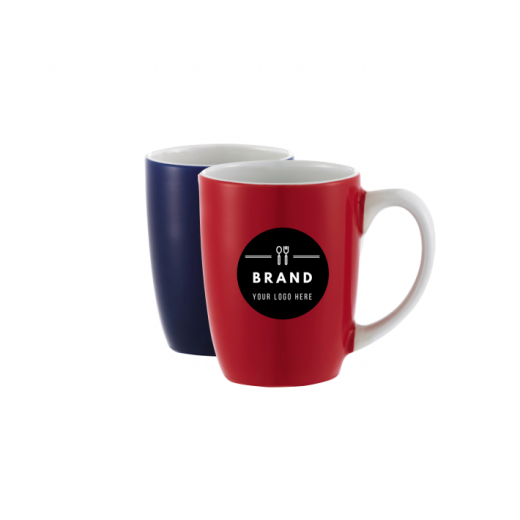 Ceramic Mugs with logo