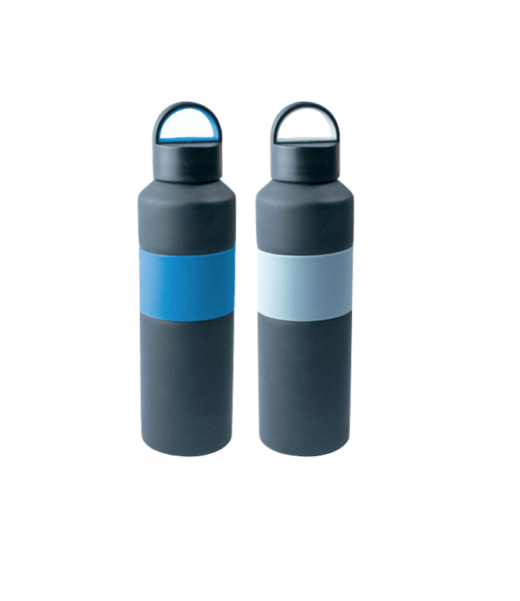 Metal Drink Bottle with logo