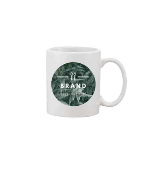Ceramic Mugs With logo