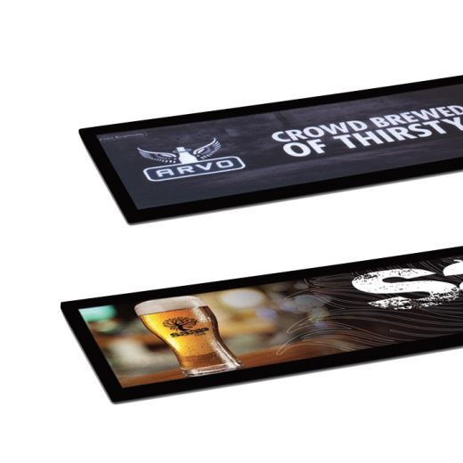 Large Promotional Beer Mat