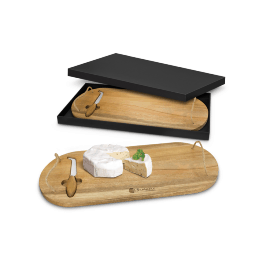 Promotional Cheese Board Set
