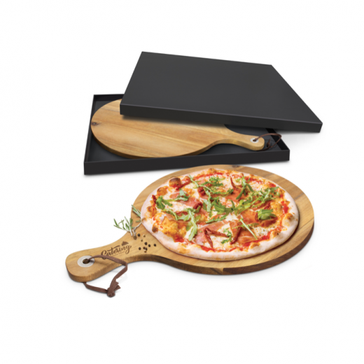 promotional wood serving board, cheese board, pizza board