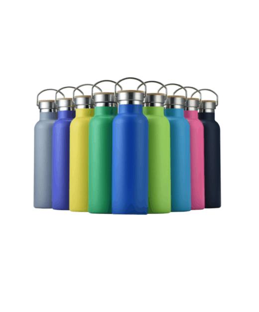 JM057. Vibrance Thermo Drink Bottle