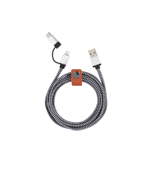 Charging Cables with logo
