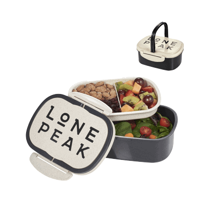 Lunch Boxes with logo