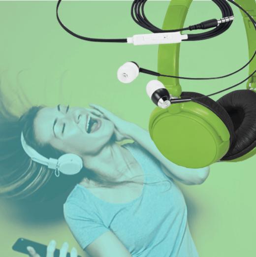 Earbuds & Headphones