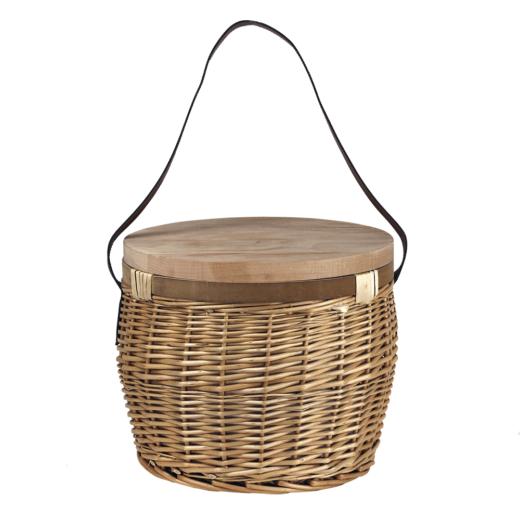 Trekk Wicker Basket TK1031