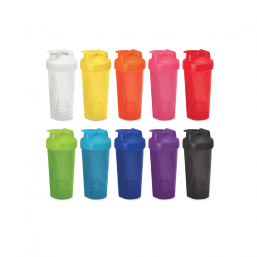 Protein Shakers printed
