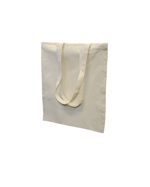 promotional calico bags with logo
