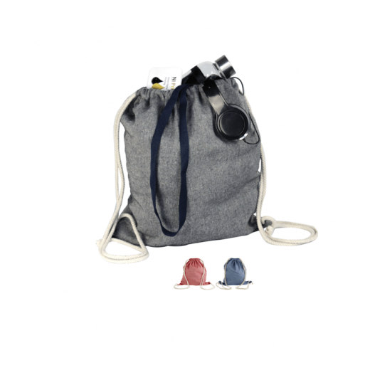 Cotton Drawstring Back sacks