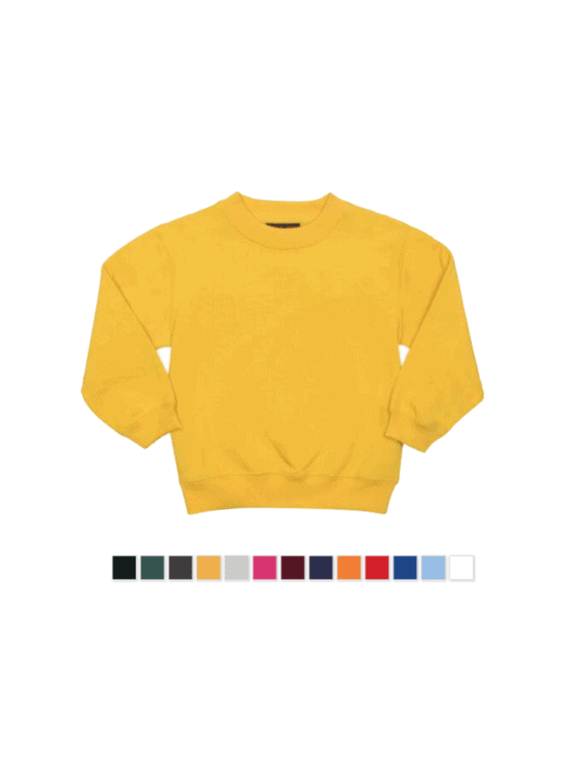 sweatshirt custom printed