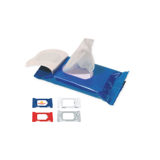 Hand sanitiser wipes