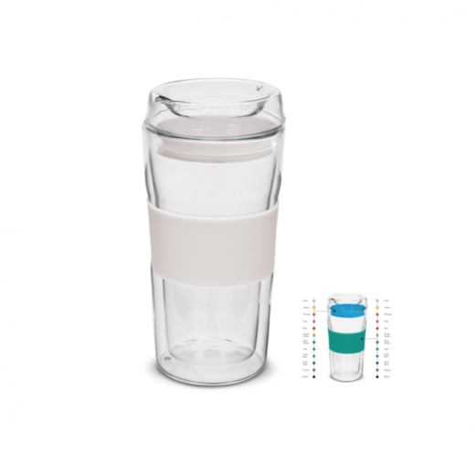 Glass Travel Cup