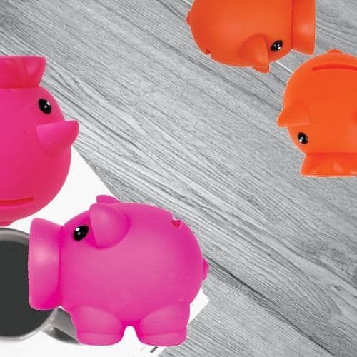 Piggy Banks & Money Box