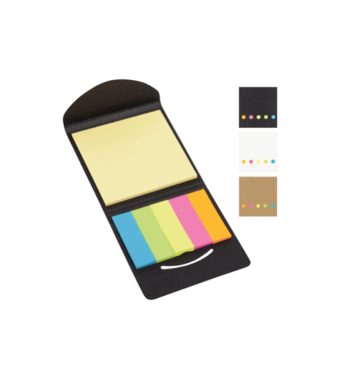 Post it notes with custom logo