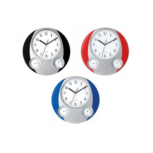 custom printed wall clocks